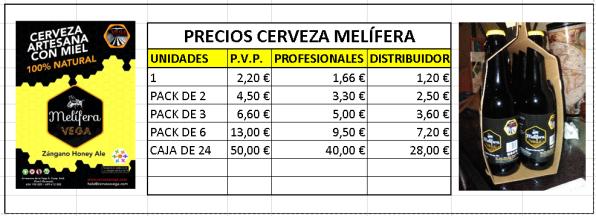 precios-cerveza-melifera