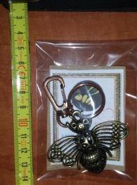 abeja 1 con mosqueton