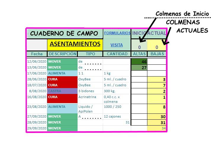 Cuaderno de Campo Imagen